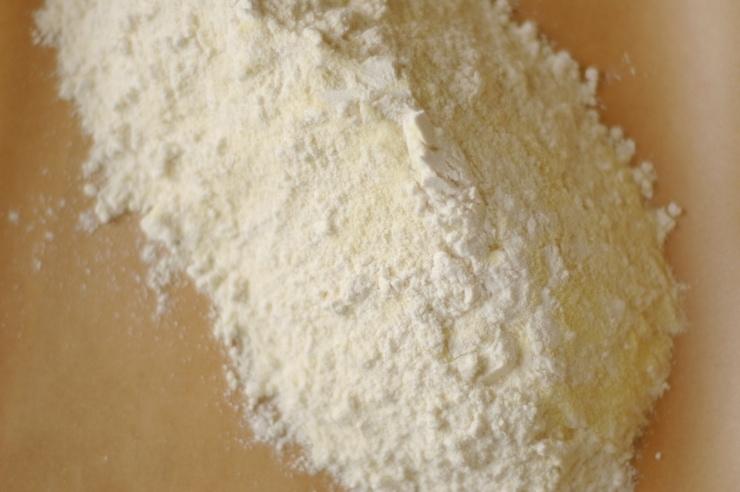 pasta dough flour