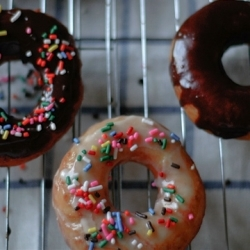 donuts Visual Recipe Index: Alphabetical Order