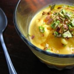 Mango Frozen Yogurt Recipe