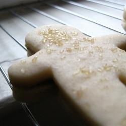 Nutella-Filled Shortbread Sandwich Cookies