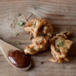 pakoras Visual Recipe Index: Alphabetical Order