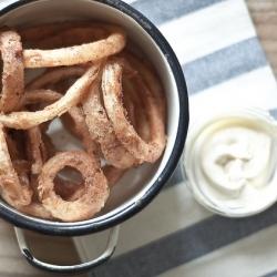 Buttermilk Onion Rings