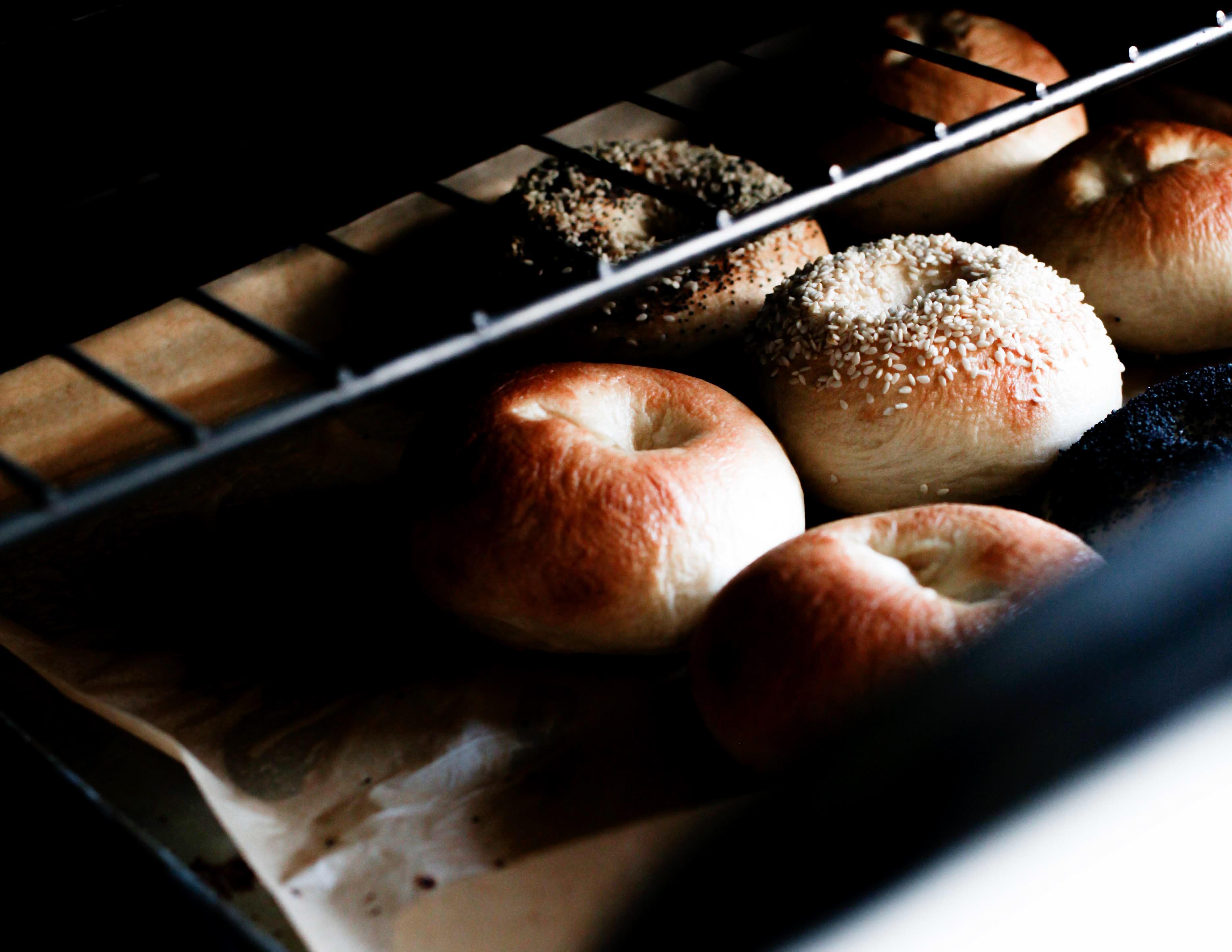nybagelsrecipe New York Style Bagel Recipe