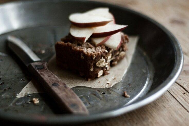 Apple Loaf Cake Recipe | sophisticatedgourmet.com