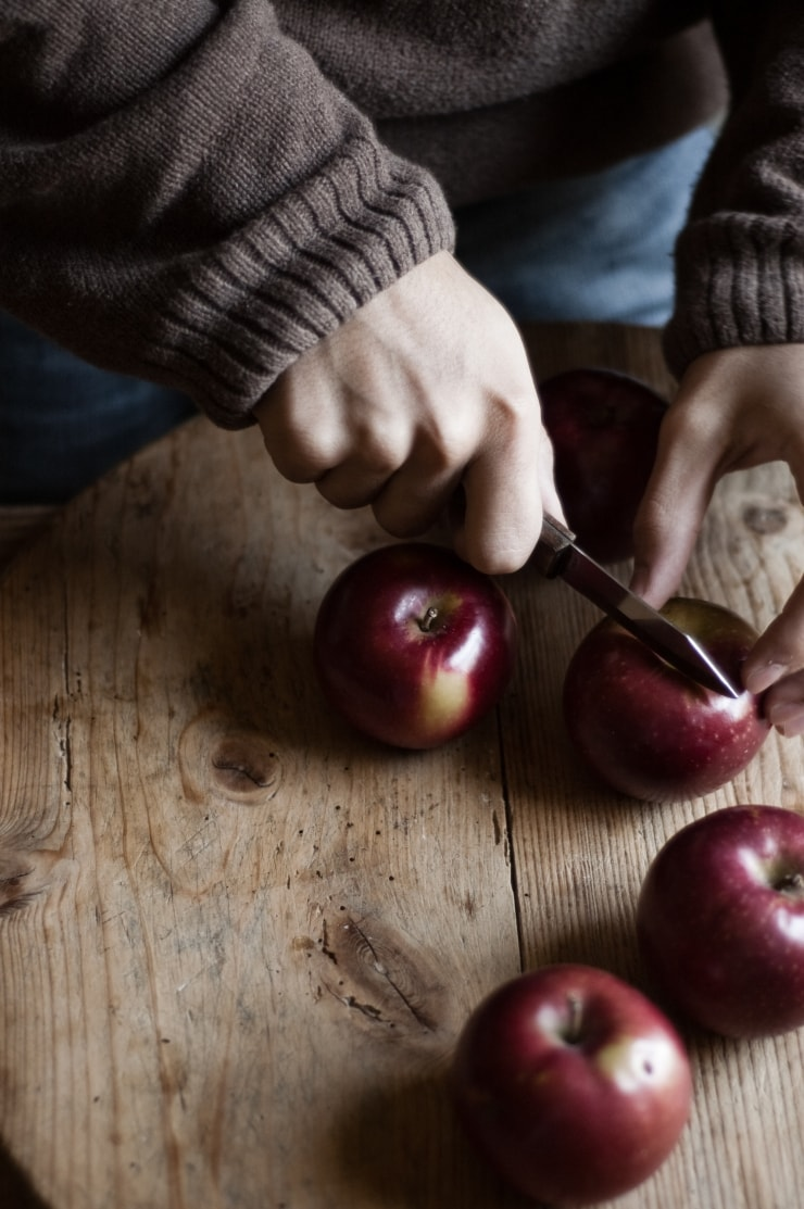 Apple Loaf Cake Recipe   sophisticatedgourmet.com