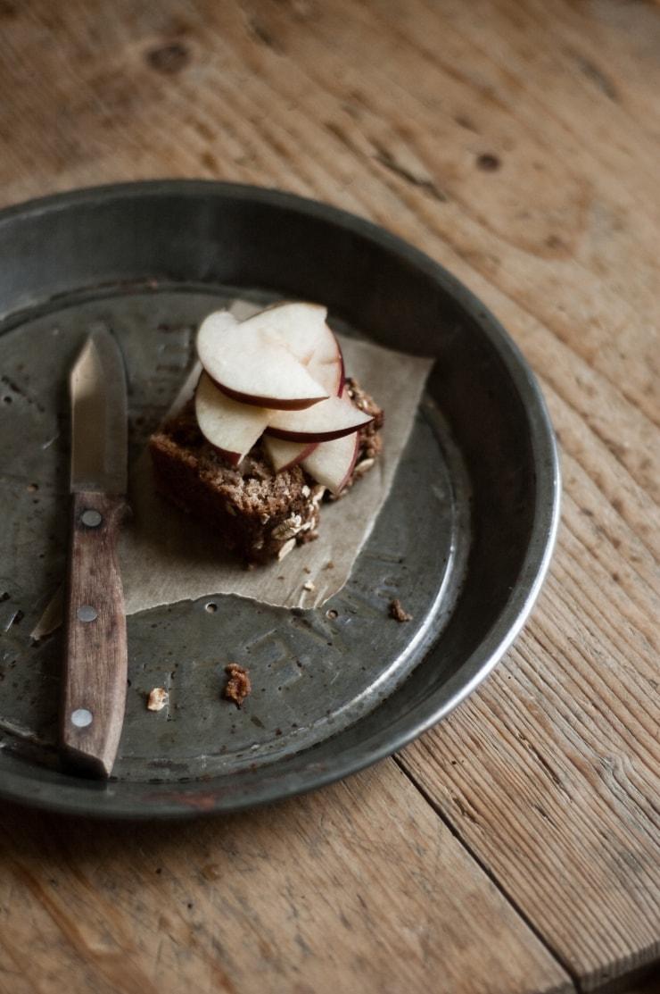 Apple Harvest Loaf Cake Recipe