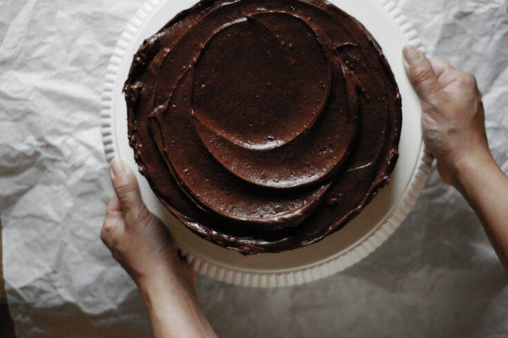 Best Chocolate Cake Recipe| sophisticatedgourmet.com