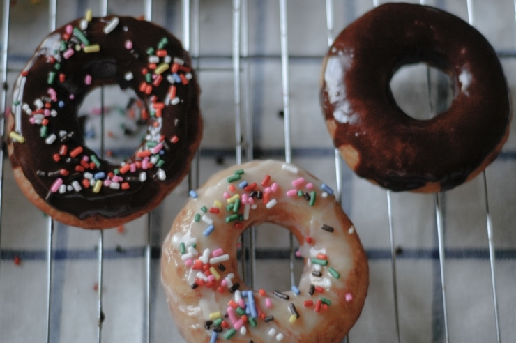 Doughnuts Recipe | sophisticatedgourmet.com