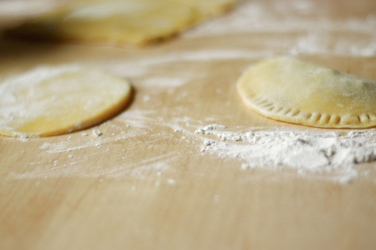 Jamaican Beef Patties Recipe| sophisticatedgourmet.com