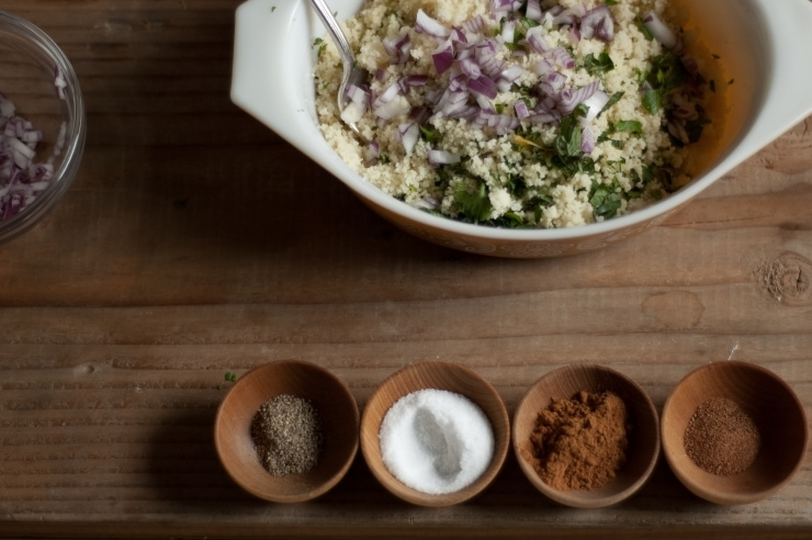 Middle-Eastern Couscous Recipe | sophisticatedgourmet.com