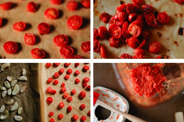 Roasted Tomato Sauce Recipe | sophisticatedgourmet.com