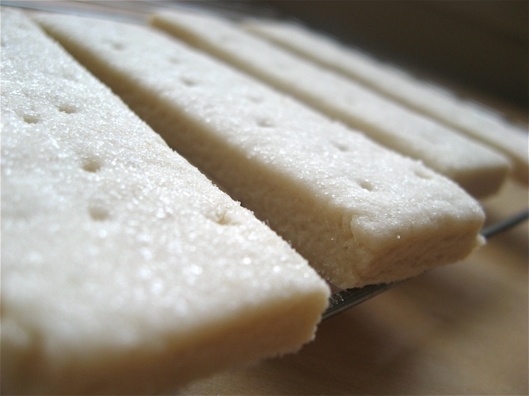 Shortbread Cookies Recipe | sophisticatedgourmet.com