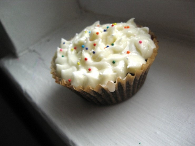 Wacky Chocolate Cupcakes Recipe | sophisticatedgourmet.com