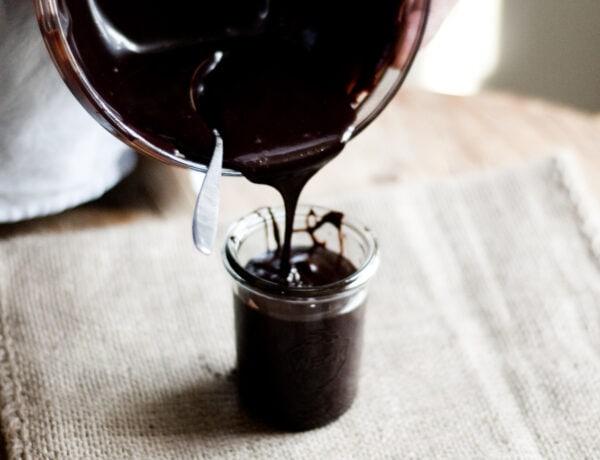 Chocolate Fudge Sauce Recipe
