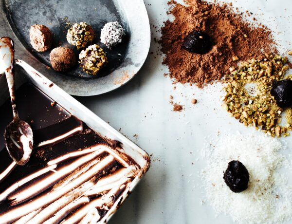 Chocolate Truffles Recipe | sophisticatedgourmet.com