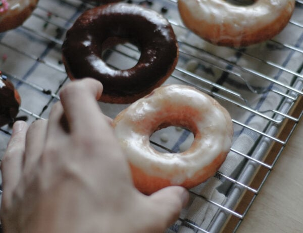 Doughnuts Recipe