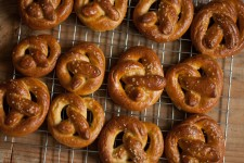 New York-Style Soft Pretzels Recipe