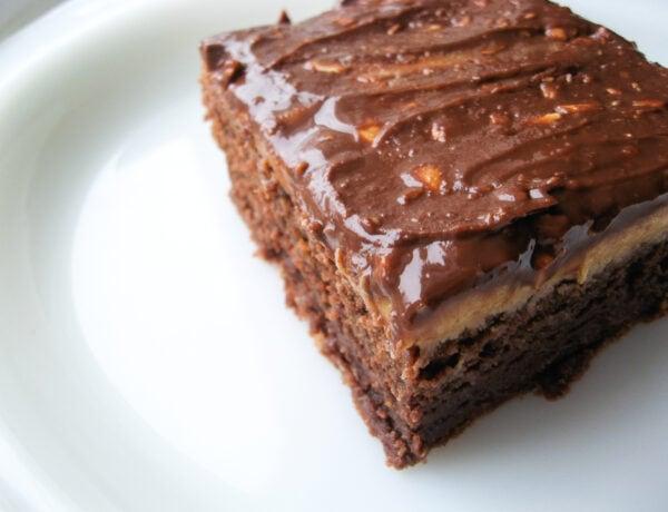 Peanut Butter Milk Chocolate Brownies Recipe