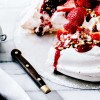Strawberry Pavlova Recipe & The Book