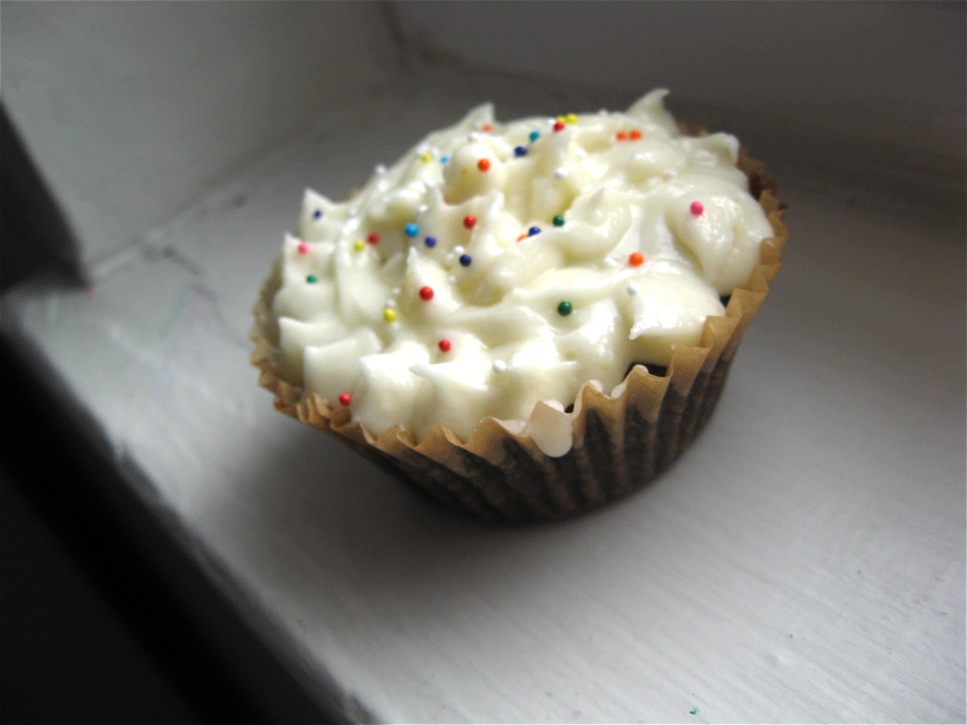 Chocolate Wacky Cake Frosting Recipe