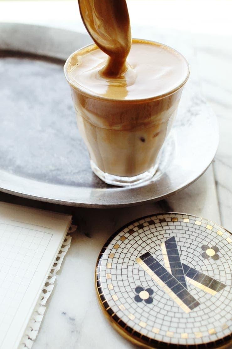 Mixed Dalgona Coffee Recipe