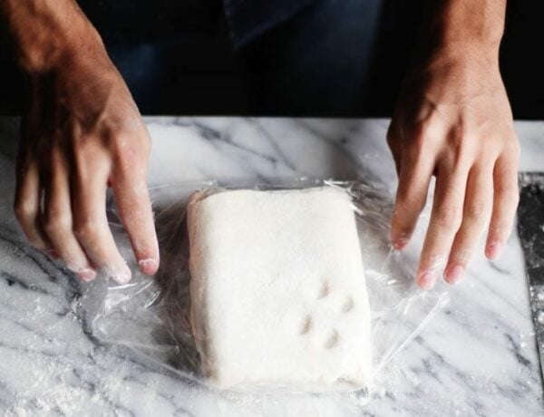 Quick Puff Pastry Recipe | Rough Puff Pastry