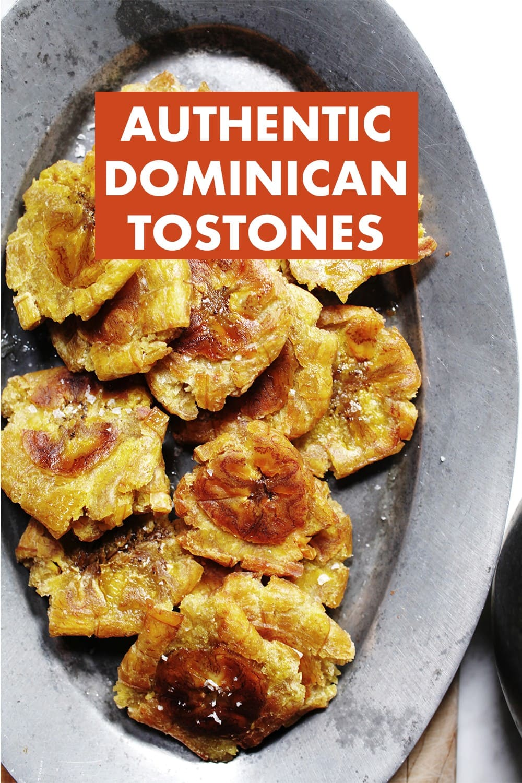Authentic Crispy Dominican Tostones Recipe