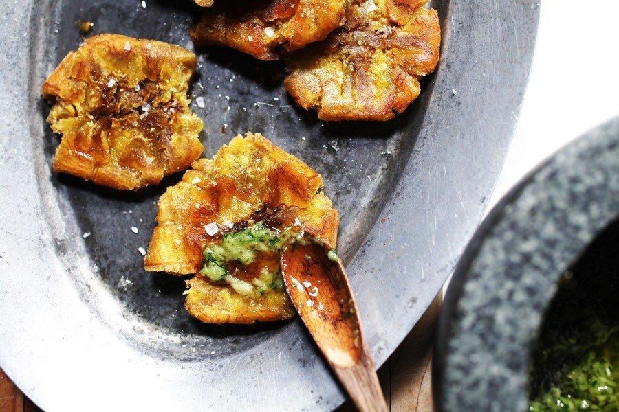 tostones recipe