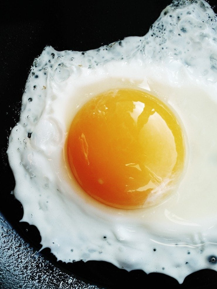How to Fry An Egg Recipe